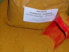 Turmeric Allepey 1kilo