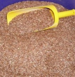 Linseed whole (flaxseed) 5kilo